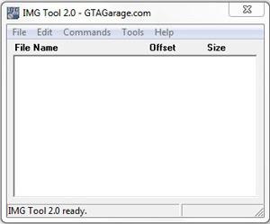 IMG Tool GTA SA