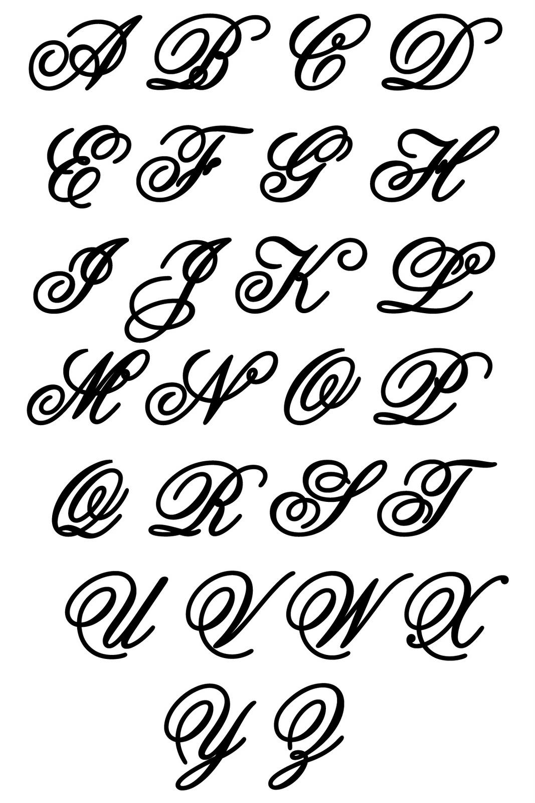 Красивый шрифт для поздравления алфавит, марта своими