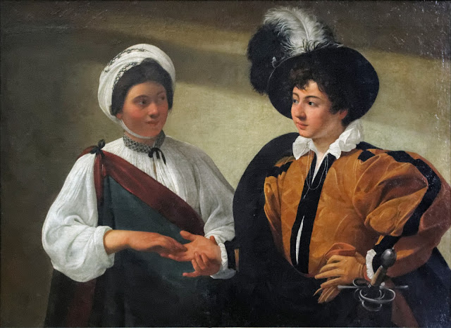 Wystawa Caravaggia w Mediolanie