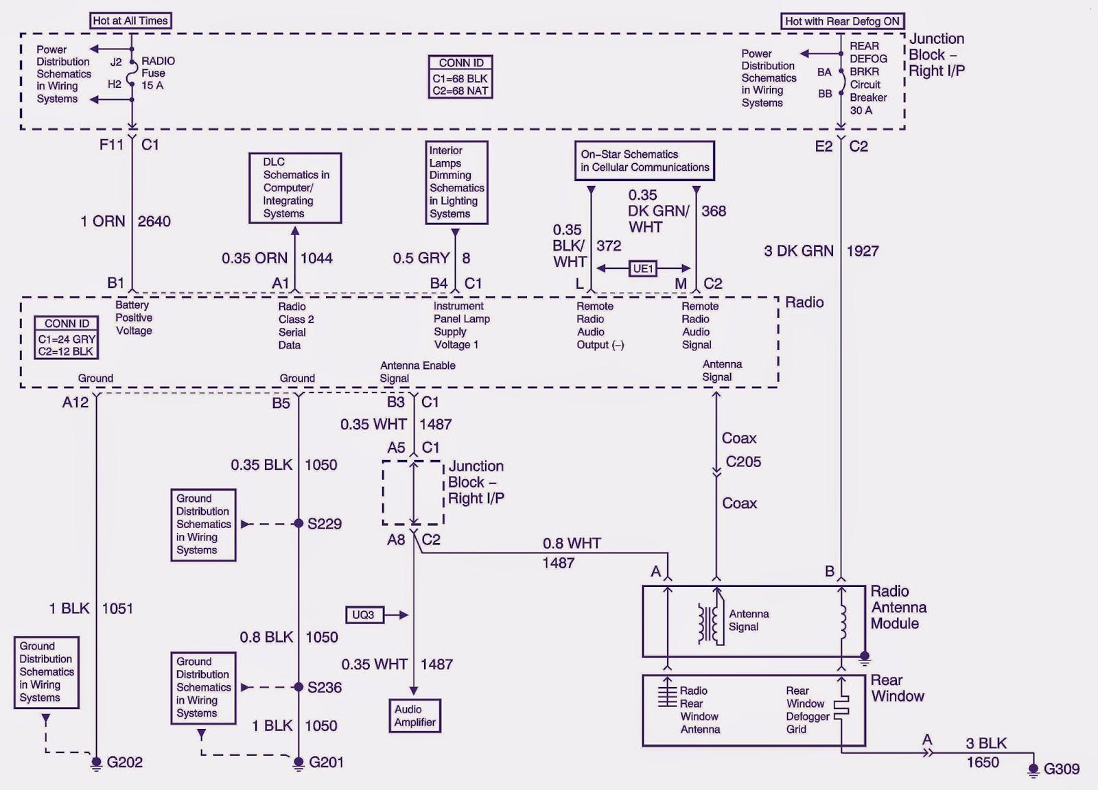 Ziemlich 2003 Chevy Impala Scheinwerfer Schaltplan Zeitgenössisch ...