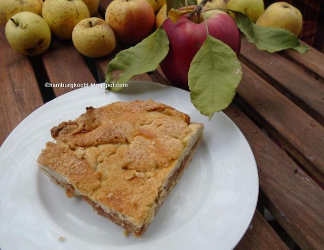 Hamburg Kocht Ein Fast Kroatischer Apfelkuchen Kolac Od Jabuke