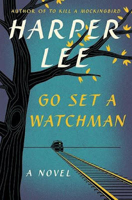Go Set a Watchman by Harper Lee - book cover