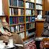 استقبل السيد المقدس الغريفي (دام ظله) سماحة السيد سعيد الغريفي البحراني
