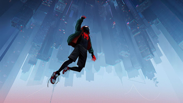 REVIEW: Spider-Man: Into the Spider-Verse (2019)