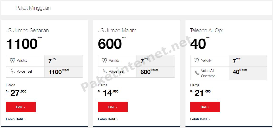 Paket Nelpon simPATI Loop