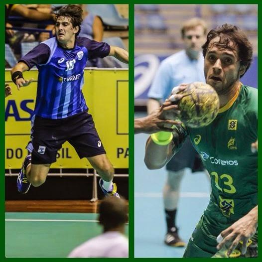 Argentina - Brasil por el Cuatro Naciones | Mundo handball