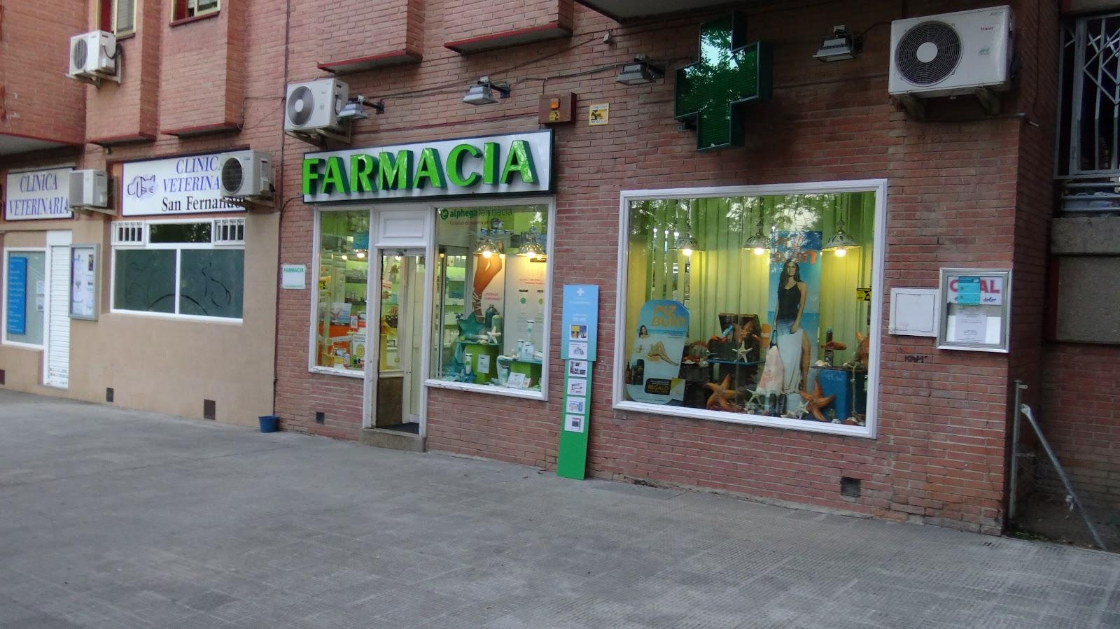 Farmacia romero san fernando de henares