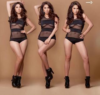 diana zubiri hot fhm naked pics 05