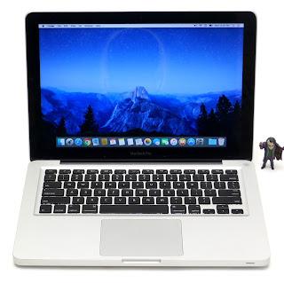 MacBook Pro Core i5 13-inch Late 2011 Second Di Malang
