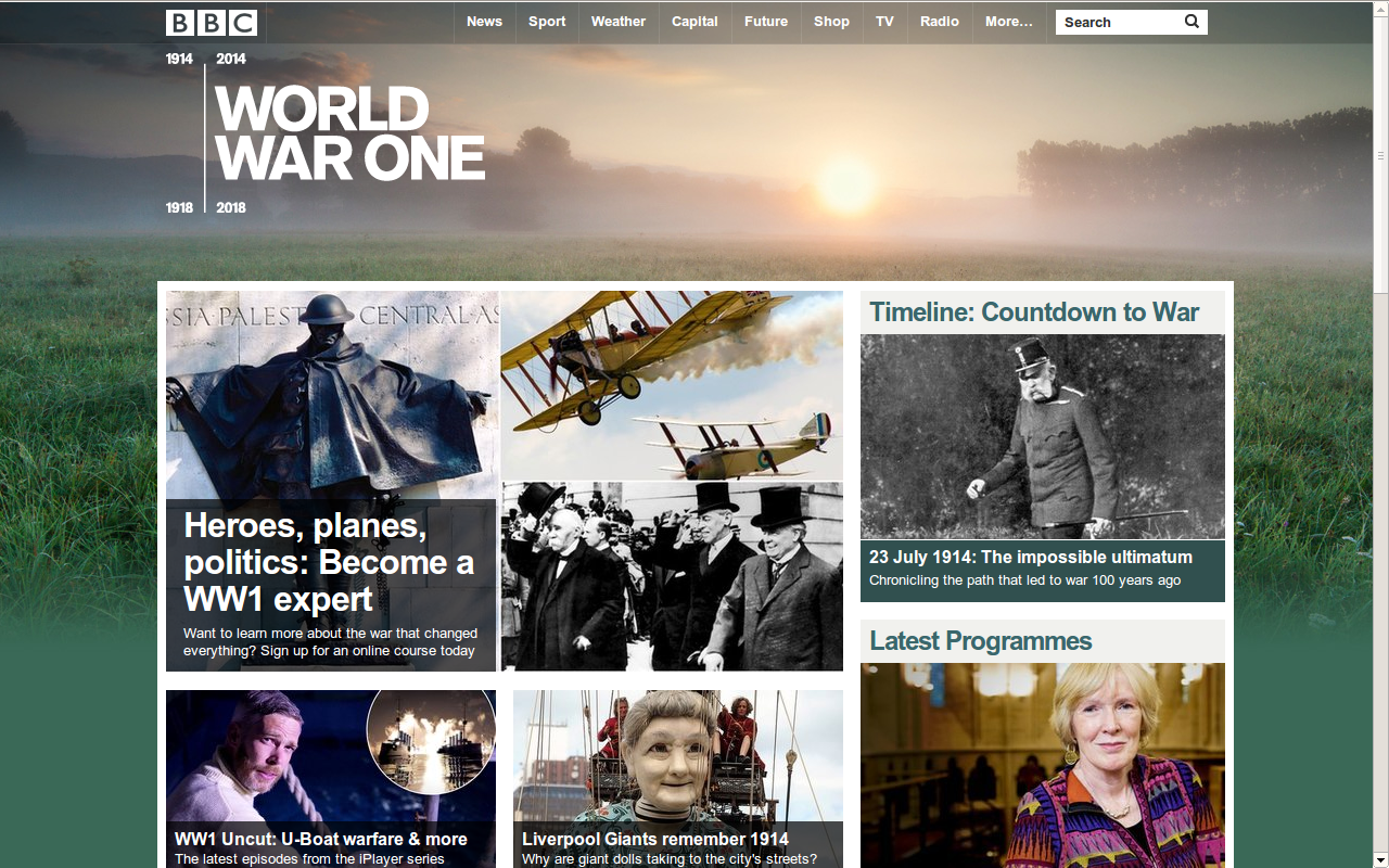 http://www.bbc.co.uk/history/0/ww1/