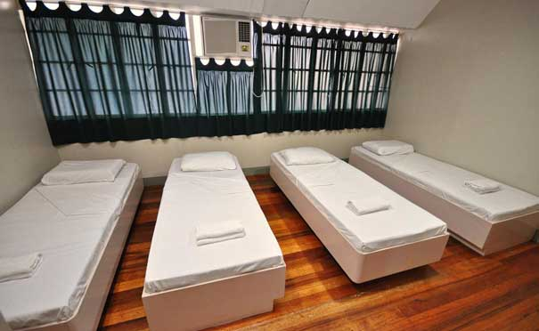 Backpackers Marbella Leisure Hostel Affordable Budget Comfortable Convenient Family Room Conscious Travelers Nice Places to Stay Tagbilaran City Bohol Philippines 2018