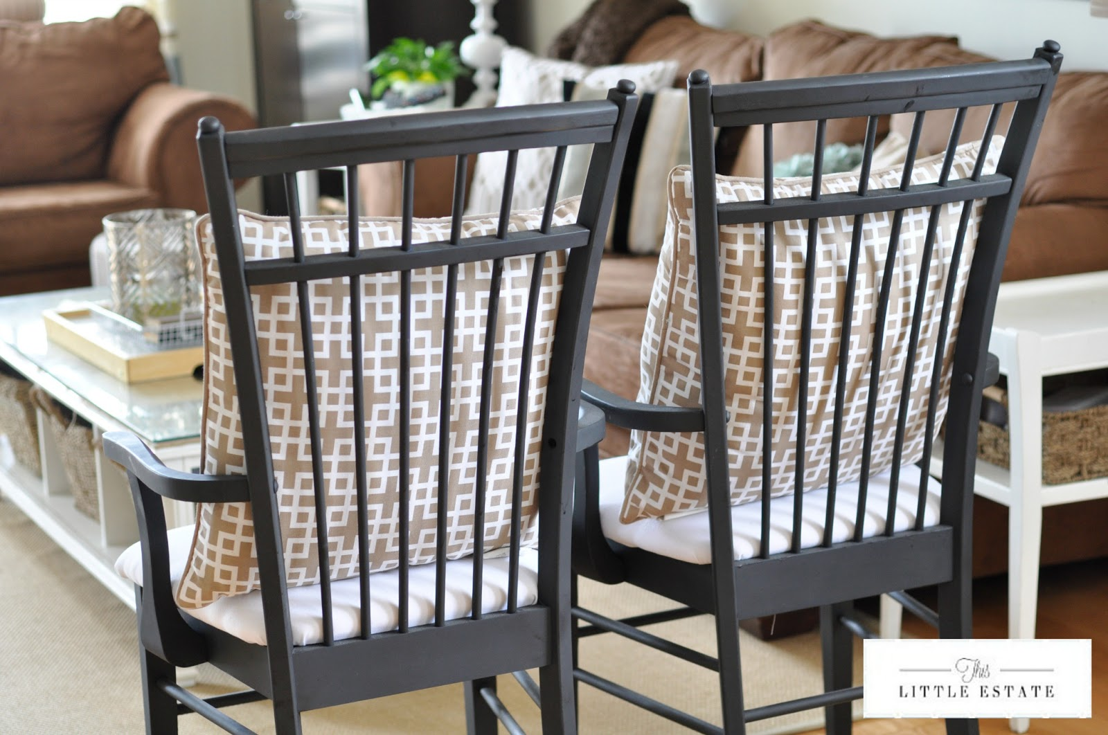 Mismatched Dining Chairs The Koenigs Create Mismatched Chairs