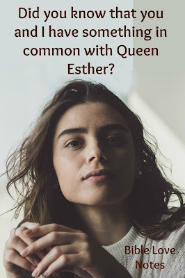 We must speak up because we have a mission similar to Queen Esther's Mission