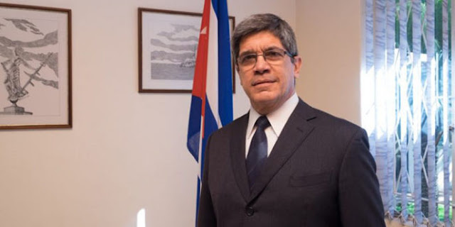 Image result for Carlos Fernandez de Cossio, director general for U.S. Affairs from the Ministry of Foreign Affairs