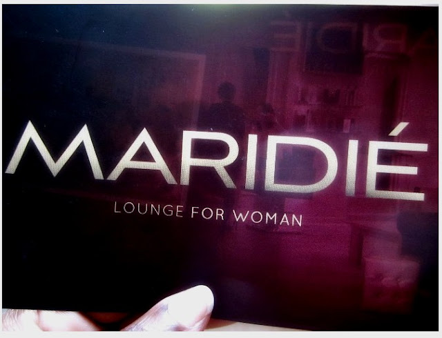 Adresse Beauté Paris: Maridié Lounge for woman