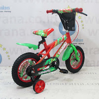 12in Erminio 2301 New Kids Bike