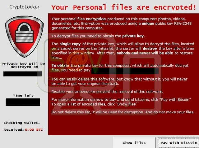 Suppteam01@india.com (Ransomware Cryptolocker)