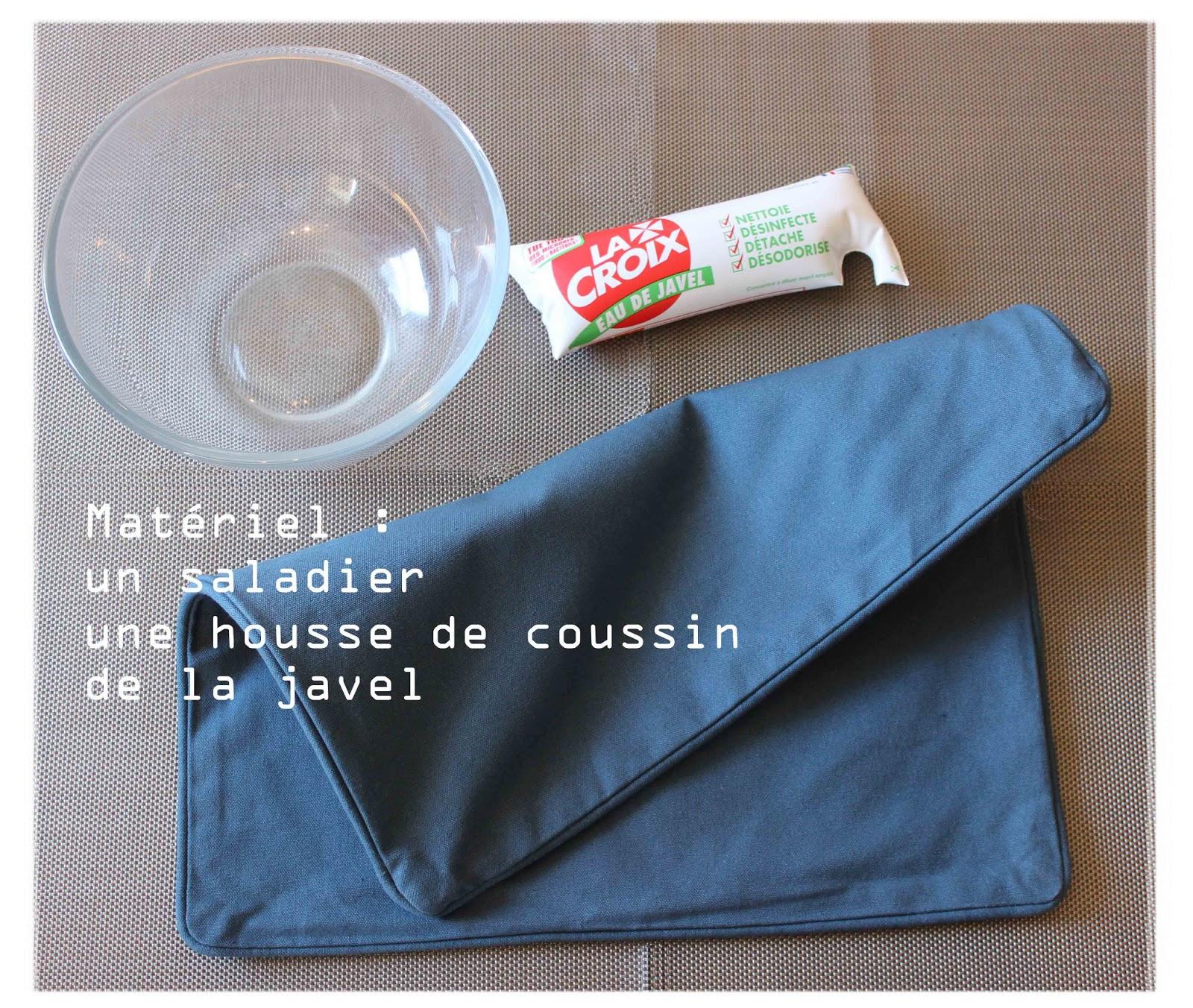 divin 39 id le blog d co diy un coussin tie and dye pour. Black Bedroom Furniture Sets. Home Design Ideas