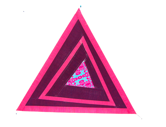 Lily S Quilts Copacabana Triangles Ii