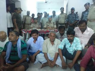 arrested-criminal-sent-to-madhubani