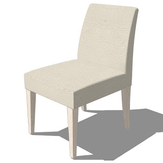 Sketchup - Chair-028