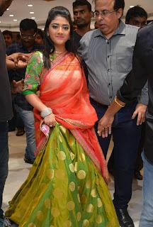 Shriya Sharma Stills At Kalamandir 25 Store Launch 2.jpg