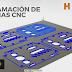 Cómo programar máquinas CNC para corte (Plasma, láser y agua) con HSM CAM