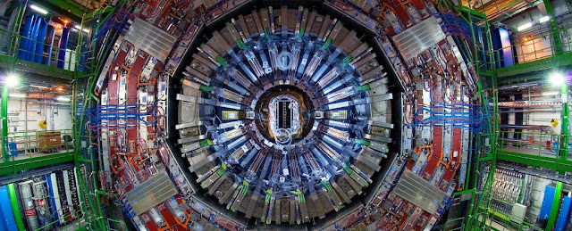 Latest LHC Results Suggest there's a Flaw in the Standard-model of Physics