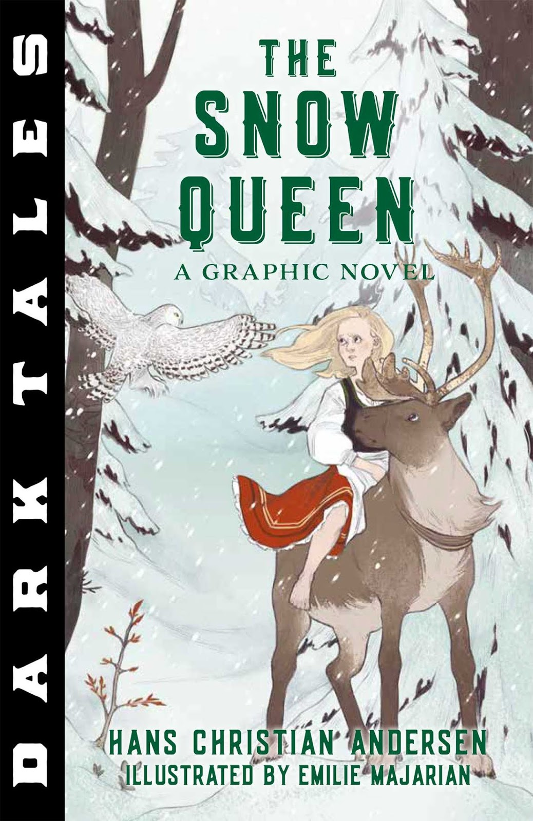 Dark Tales The Snow Queen