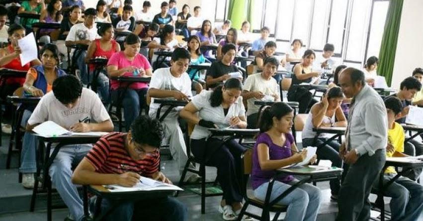 En diciembre se vence prohibición para abrir nuevas universidades. Congreso prepara proyecto de ley para ampliar plazo