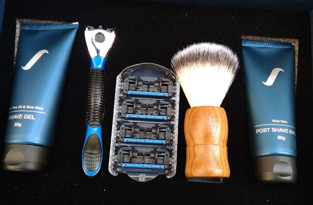 Spruce Shave Club Products Review
