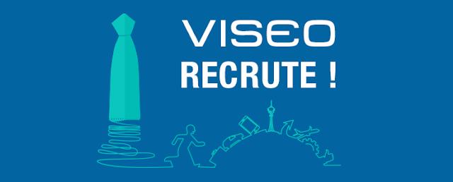 Viseo recrute un(e) stagiaire chargé(e) de recrutement