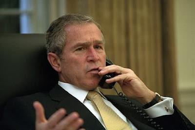 presiden george w.bush