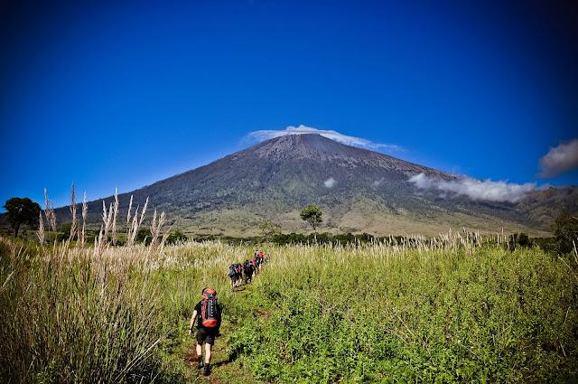 Trekking ke Rinjani Lombok