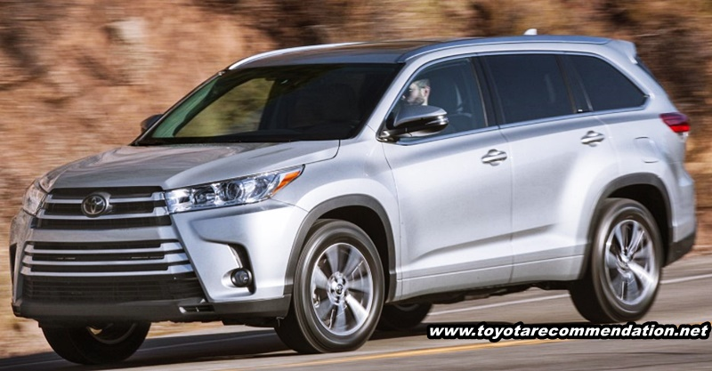 2018 Toyota Highlander Hybrid and Spec