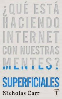 Superficiales de Nicholas Carr