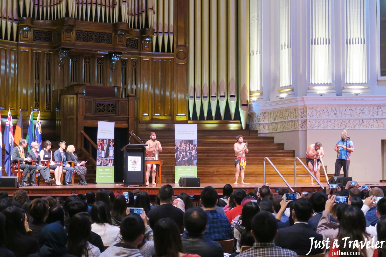 布里斯本-市區-景點-布里斯本市政廳-遊記-行程-介紹-Brisbane City Hall-布里斯班