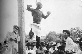 Lynching of Jesse Washington,  Waco, Texas on May 15, 1916