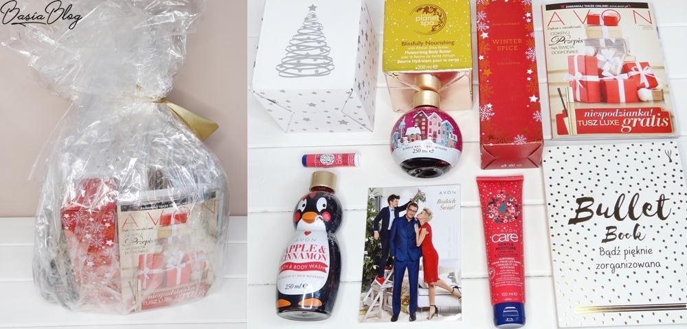 AVON paczka świąteczna