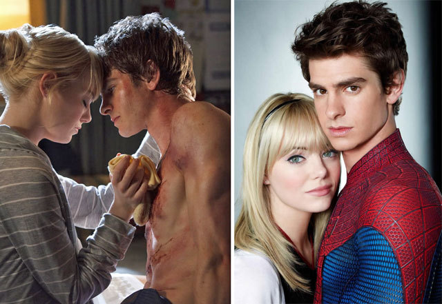 andrew garfield and emma stone relationship