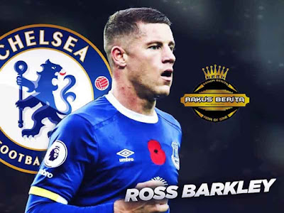 Boss Barkley Resmi Ke Chelsea Dengan Harga Sekitar 15 Juta Euro