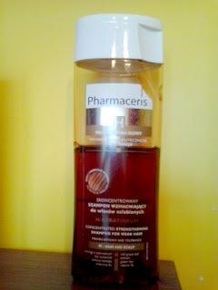 Pharmaceris H, Keratineum (Skoncentrowany szampon wzmacniający do włosów osłabionych)