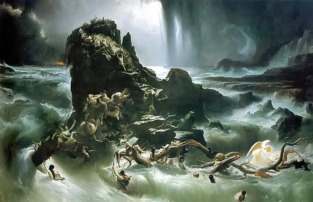 Nabi Nuh Adalah Titik Akhir dan Titik Berangkat Peradaban