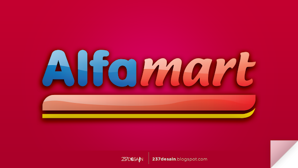 Logo Alfamart 237desain logodesain