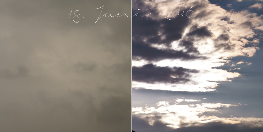 Blog + Fotografie by it's me! | fim.works | Himmel am 18. Juni 2016