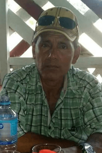 Cambista Lucio Ralde Guayaramerín