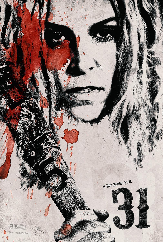 Nuevo póster de personajes de '31' de Rob Zombie