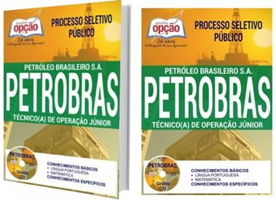 Apostila concurso Petrobras 2017