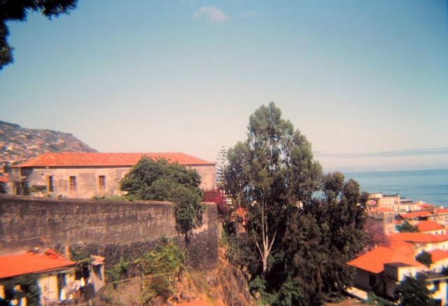 old photo: Santa Clara Convent