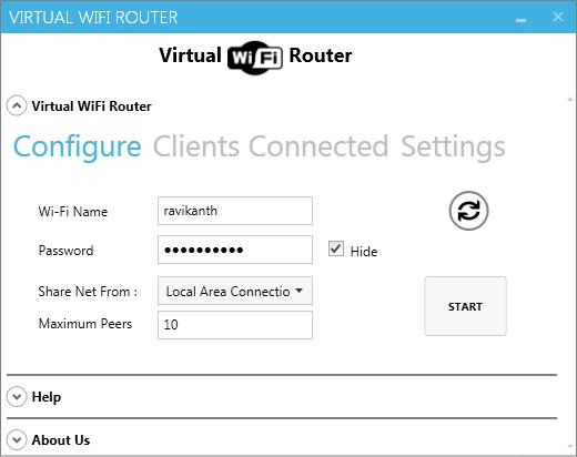 برنامج hotspot wifi للكمبيوتر ، واي فاي من الكمبيوتر للموبايل ، برنامج توزيع النت من اللاب